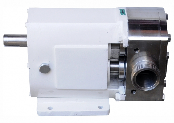 Rotary Tri-Lobe Pumps, 316 Stainless Steel, 50 to 1420 LPM