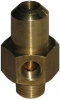 Brass Bleed Valve, High Pressure