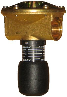 GOK Anti Siphon Valve - Adjustable