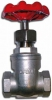 Gate Valve, 316 Stainless Steel, 200LB NPT