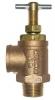 W L Hamilton, Pressure Relief Valve, Adjustable 0-300PSI, Brass