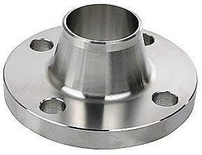 316 Stainless Steel, Weld Neck Flange, BS EN 1092-1 PN16/2, Type 11B