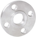 316 Stainless Steel, Raised Face, NPT Threaded Flange, 150 LB