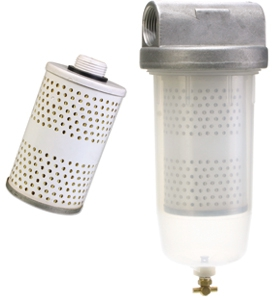 Groz Water Block Filter, 1