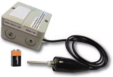 Oilybits 12-24vDC Water Sensor with Alarm