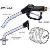 ZVA Slimline GBZ, Automatic Chemical Nozzle (60 lpm), ATEX Approved