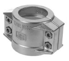 Dixon Bolt On Safety Hose Clamps 316 Stainless Steel
